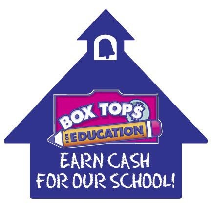 Box Tops for Books